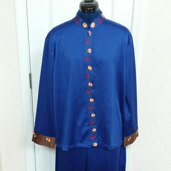 Cabernet Intimates Sleepwear Blue Pajamas Poshmark